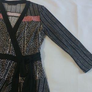 BCBGMaxAzria Dresses - BCBGMAXAZRIA Adele Wrap Dress